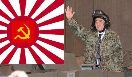 自由朝鮮島(安倍ちゃん戦車ヒトラー」」.jpg